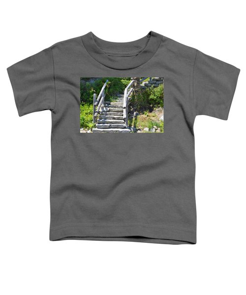 Stepping Up Toddler T-Shirt