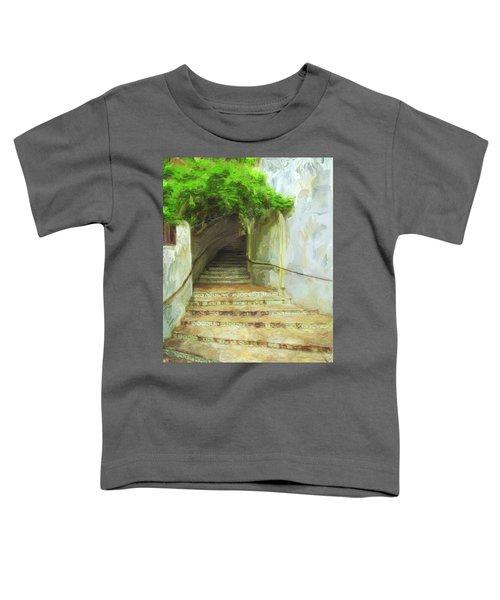 Steps To La Villita Toddler T-Shirt
