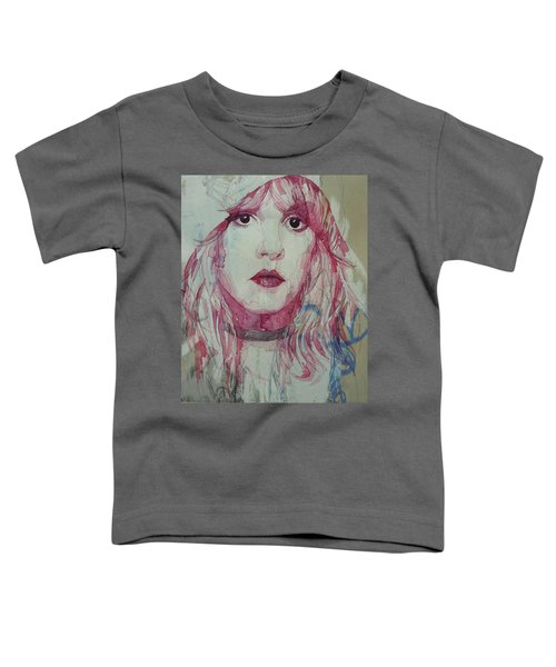 Stevie Nicks - Gypsy  Toddler T-Shirt