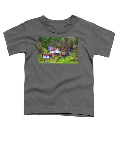 Stike Holler Toddler T-Shirt