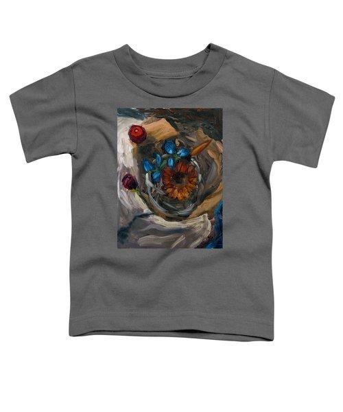 Still Life Abstract Toddler T-Shirt