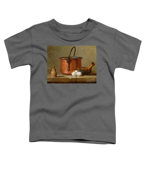 Still Life Toddler T-Shirt