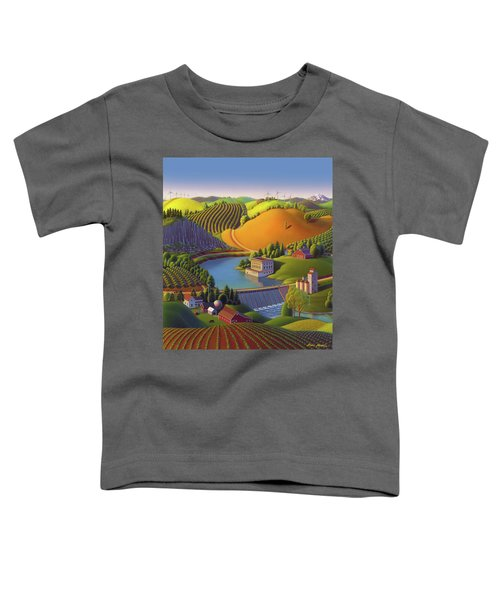Stone City West Toddler T-Shirt