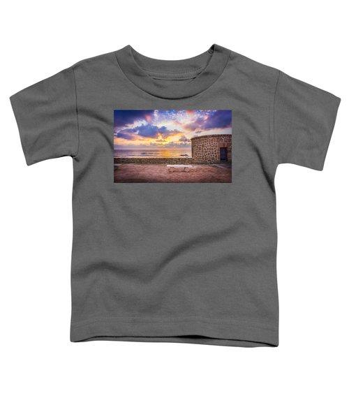 Stone Torre 1. Toddler T-Shirt