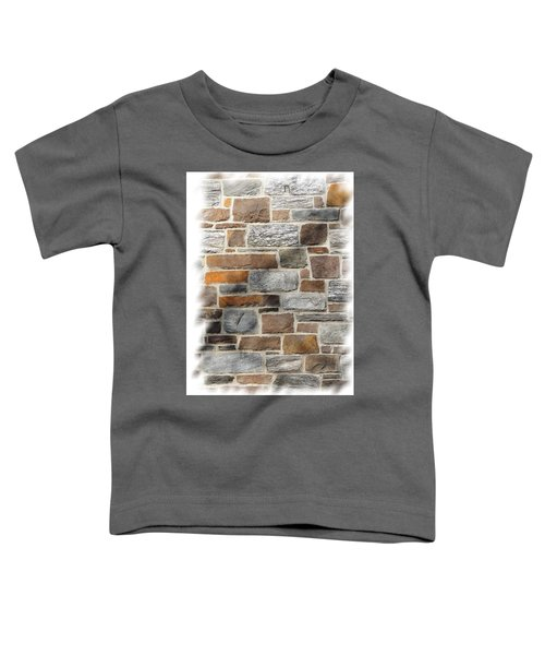 Stone Wall Toddler T-Shirt