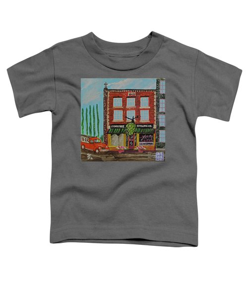 Stoneface Brewing Co. Toddler T-Shirt