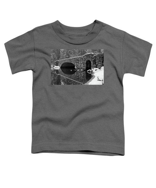 Stoneman Bridge Toddler T-Shirt