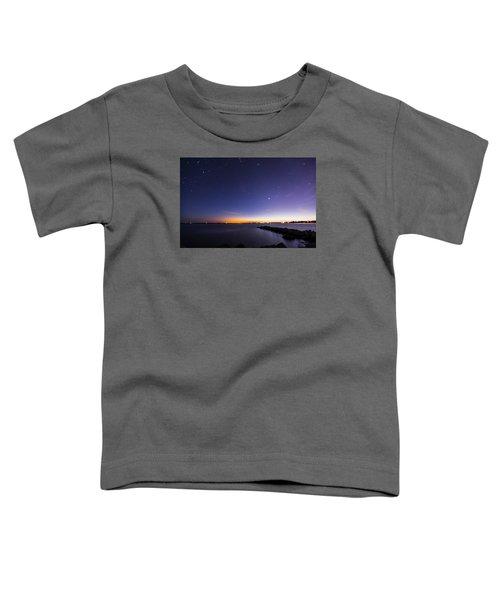 Stonington Skies Toddler T-Shirt