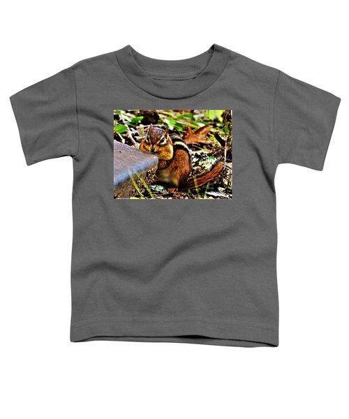 Storing For Winter Toddler T-Shirt