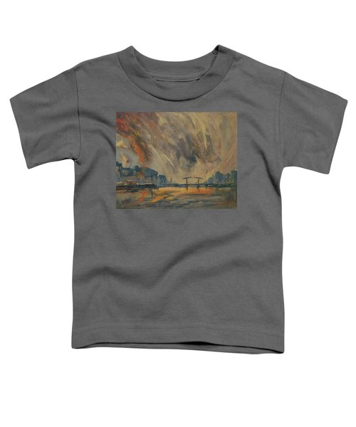 Storm 18012018 Amstel Amsterdam Toddler T-Shirt