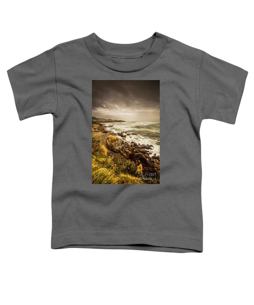 Storm Season Toddler T-Shirt