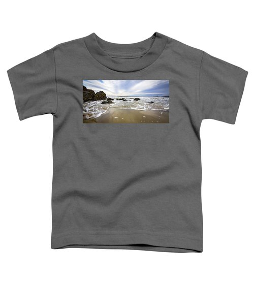 Stormy Maine Morning #1 Toddler T-Shirt