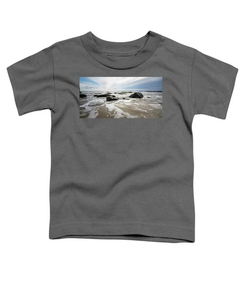 Stormy Maine Morning #3 Toddler T-Shirt