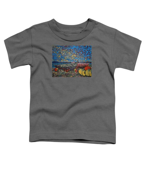 Stranded In St Andrews Nb Toddler T-Shirt