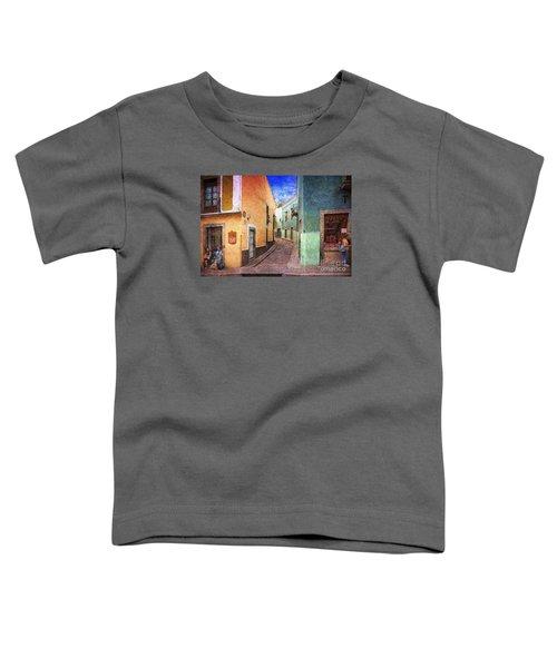 Street In Guanajuato Toddler T-Shirt