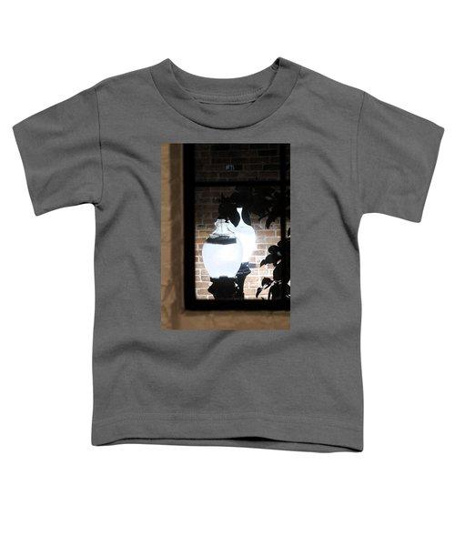 Street Light Through Window Toddler T-Shirt