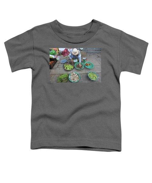 Street Merchant Fresh Daily  Toddler T-Shirt