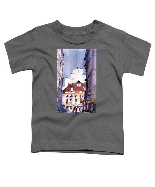 Parisian Stroll Toddler T-Shirt