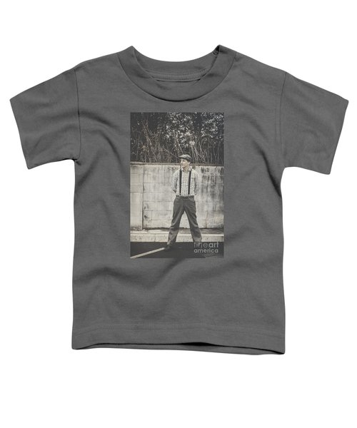 Streets Of Yore  Toddler T-Shirt
