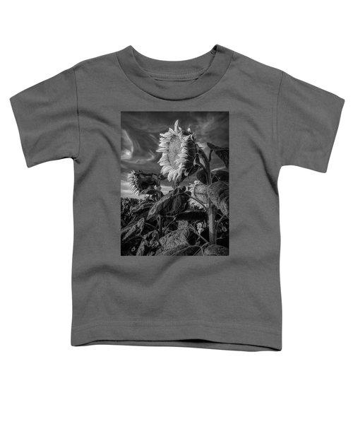 Strength Of A Sunflower Toddler T-Shirt