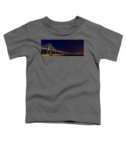 Stretching Into Infinity Toddler T-Shirt