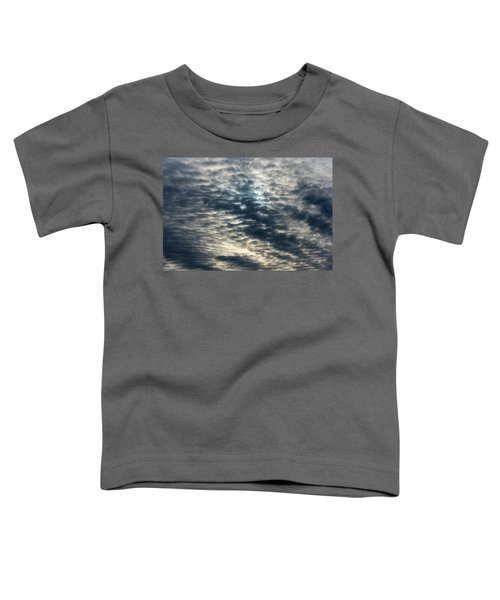 Striated Clouds Toddler T-Shirt