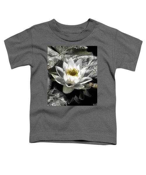 Strokes Of The Lily Toddler T-Shirt
