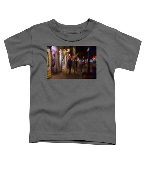 Strolling Duval Toddler T-Shirt