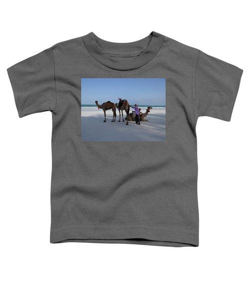 Stubborn Wedding Camels Toddler T-Shirt