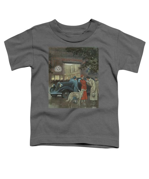 Studebaker #8704 Toddler T-Shirt