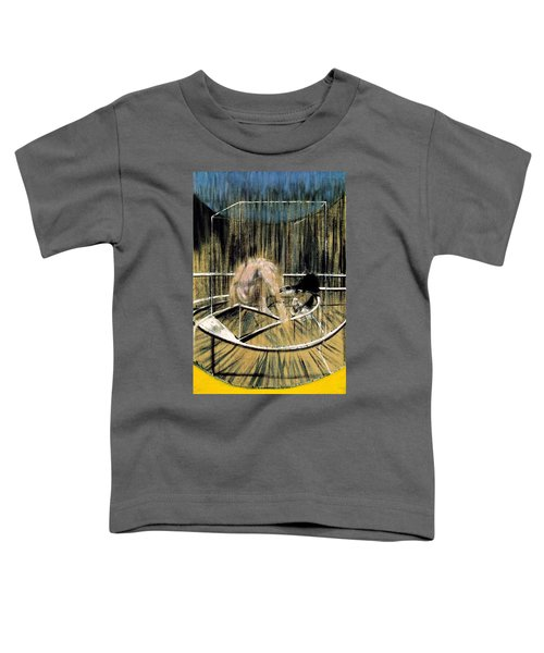 Study For Crouching Nude Toddler T-Shirt