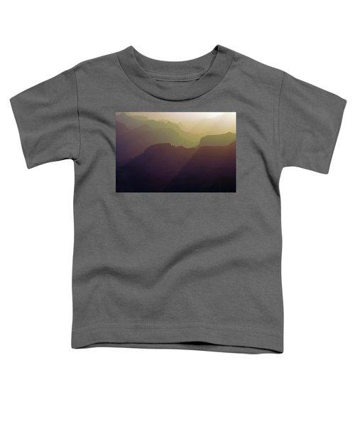 Subtle Silhouettes Toddler T-Shirt