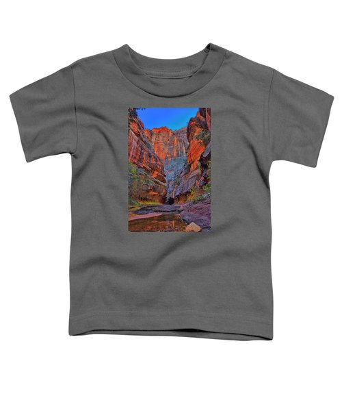 Toddler T-Shirt featuring the photograph Subway Entrance by Greg Norrell