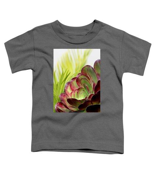Succulent Toddler T-Shirt