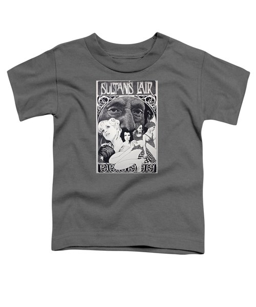 Sultan's Lair Toddler T-Shirt
