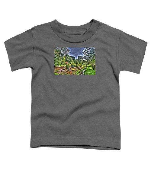 Summer Blarney Garden Toddler T-Shirt
