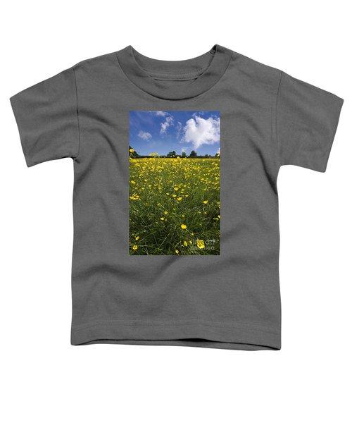 Summer Buttercups Toddler T-Shirt