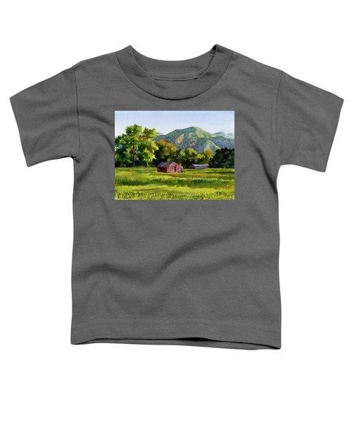Summer Evening Toddler T-Shirt