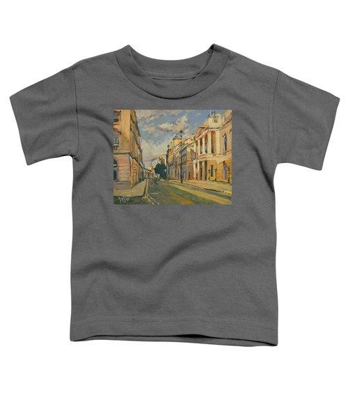 Summer Evening Pall Mall London Toddler T-Shirt
