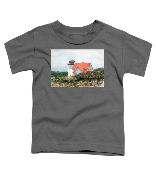 Summer In Maine Toddler T-Shirt