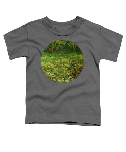 Summer Meadow Toddler T-Shirt