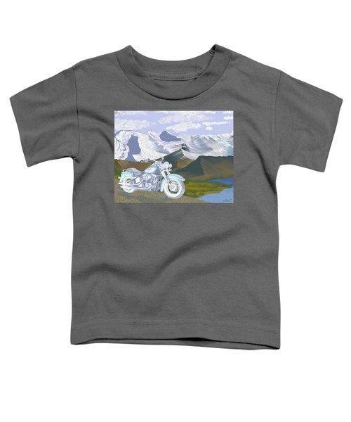Summer Ride Toddler T-Shirt