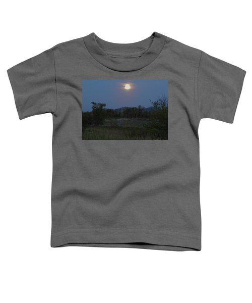 Summer Solstice Full Moon Toddler T-Shirt