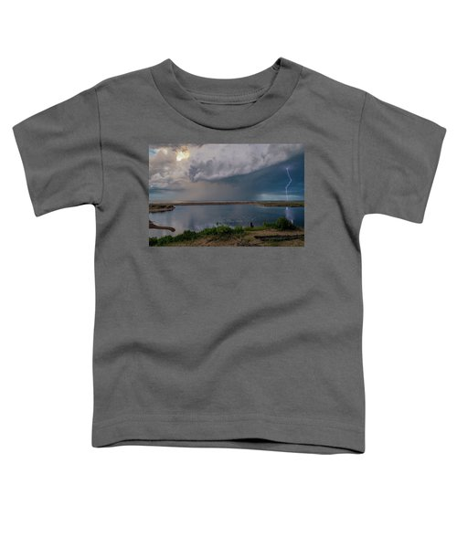 Summer Thunderstorm Toddler T-Shirt