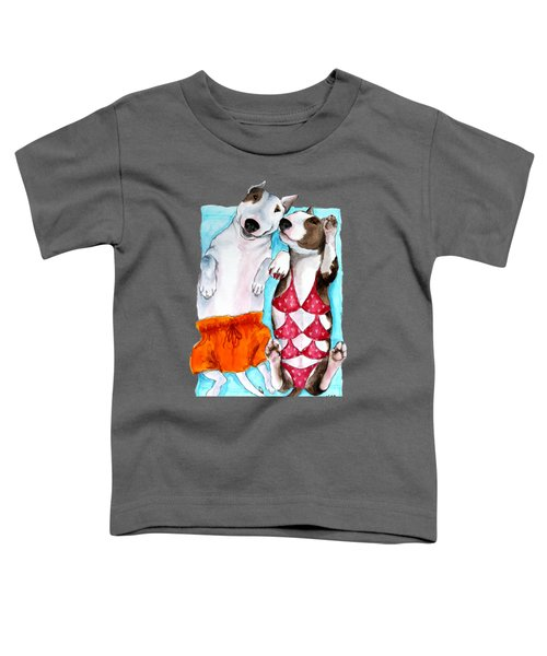 Summer Time Toddler T-Shirt
