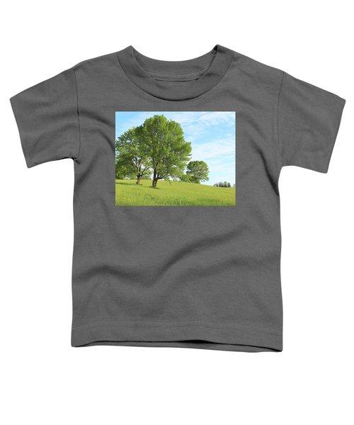 Summer Trees Toddler T-Shirt