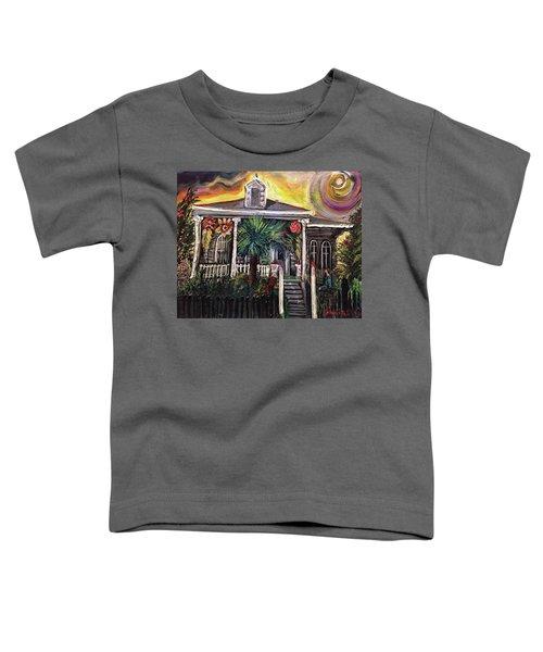 Summertime New Orleans Toddler T-Shirt