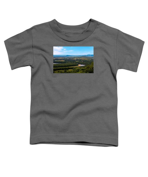 Summit House View Toddler T-Shirt