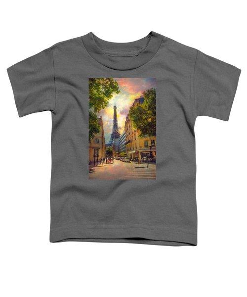 Sun Setting Toddler T-Shirt