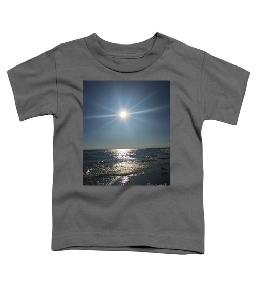 Sunburst Reflection Toddler T-Shirt